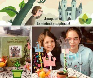 atelier Jacques et le haricot magique